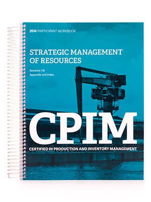 Strategic Management of Resources